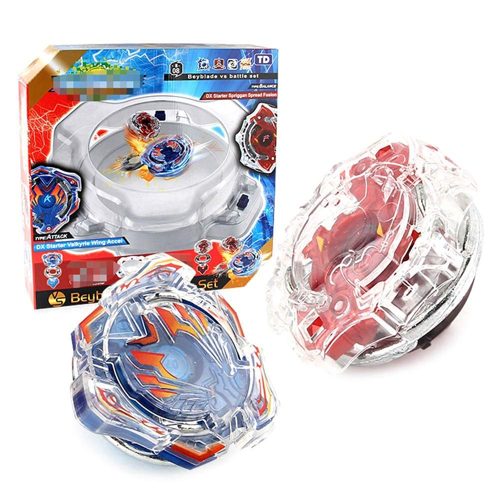 4D Fusion Modell Metall Masters Beschleunigungslauncher Speed Kreisel mit Basis-Arena JIAJIA YL Kampfkreisel Set Weihnachten Ostern Geburtstag Jahr Kinder Spielzeug Kindertag