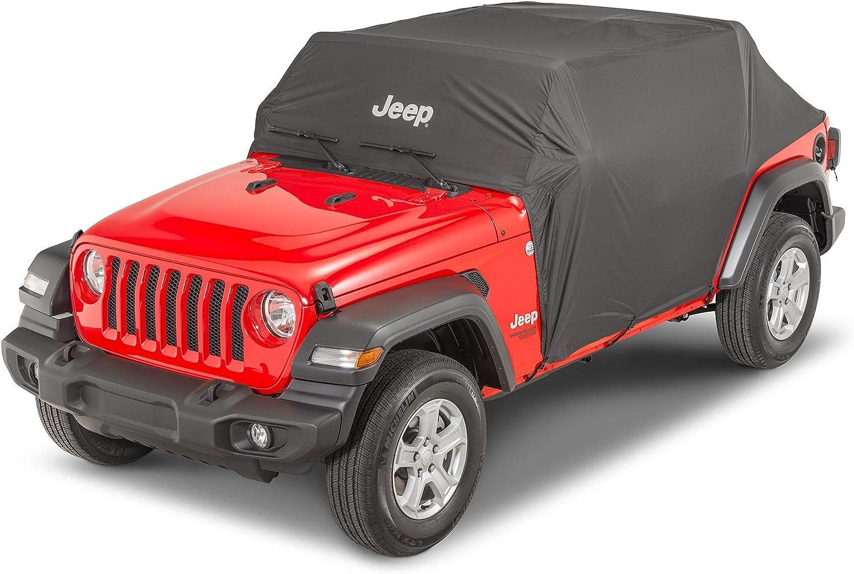Mopar 82215370 Jeep Wrangler Cab Cover
