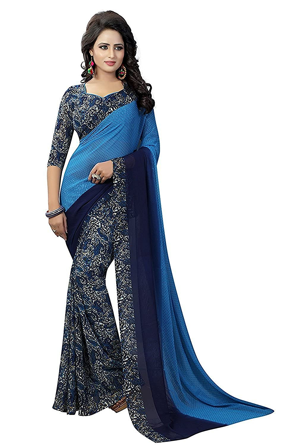 Raptus Lifestyle Saree Starting at Rs.299