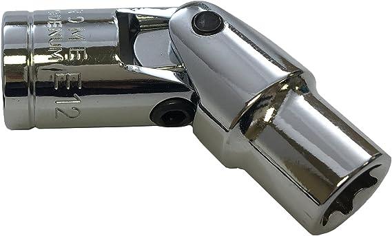 "9221 E4 x 1//4"" DRIVE UNIVERSAL U-JOINT E-SERIES TORX® SOCKET"