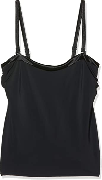 TALLA 85C. Pour Moi Jet Set Removeable Straps Underwired Loose Tankini Mujer