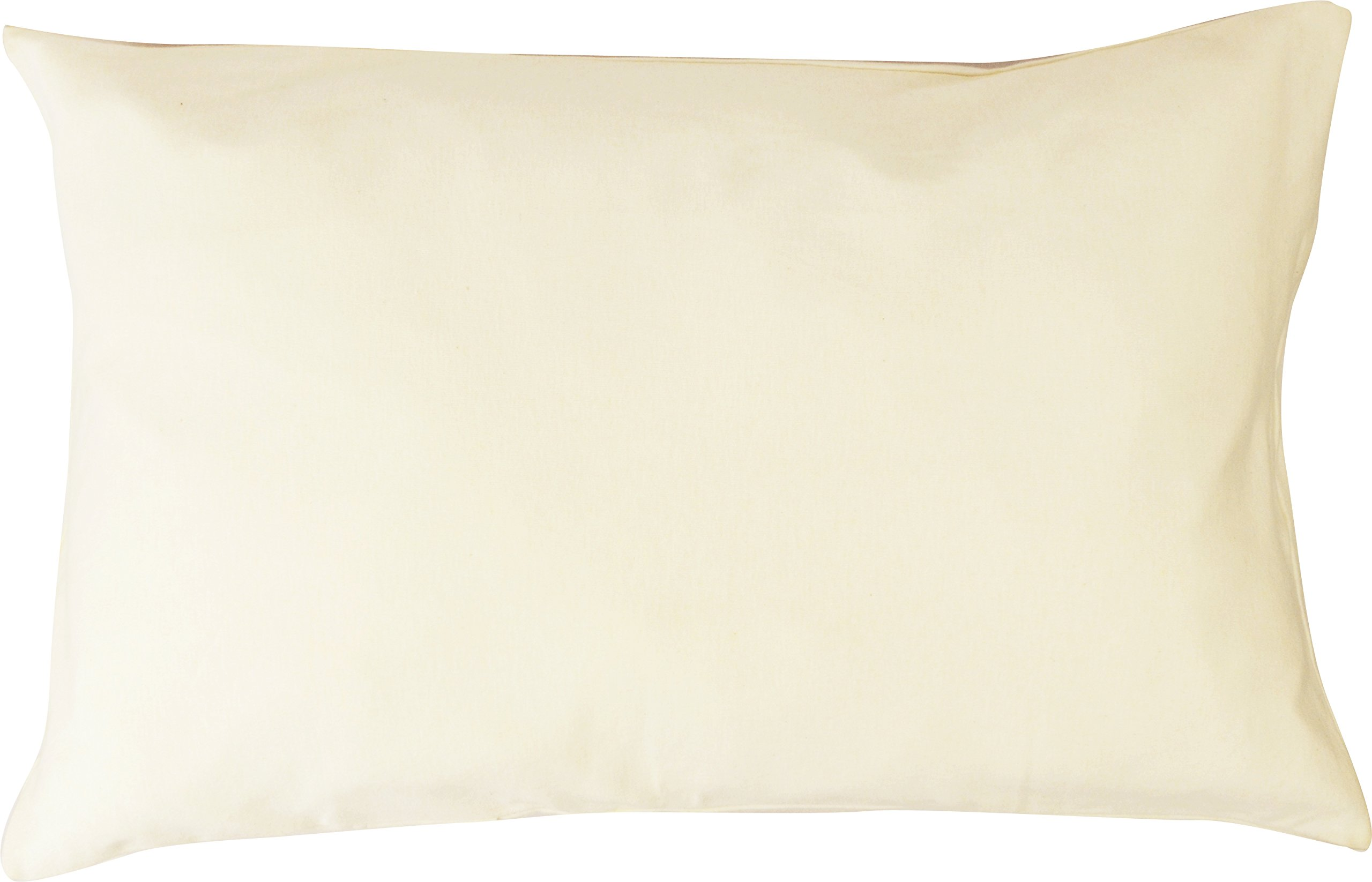 DorDor & GorGor ORGANIC Toddler Pillowcase,Envelope Enclosure, 100% Cotton (BE)