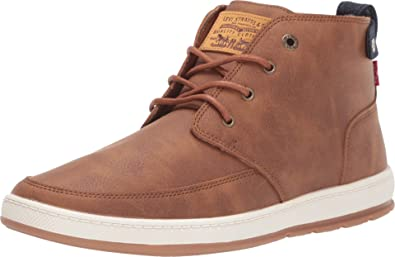 Levi's Mens Atwater Waxed UL NB Casual