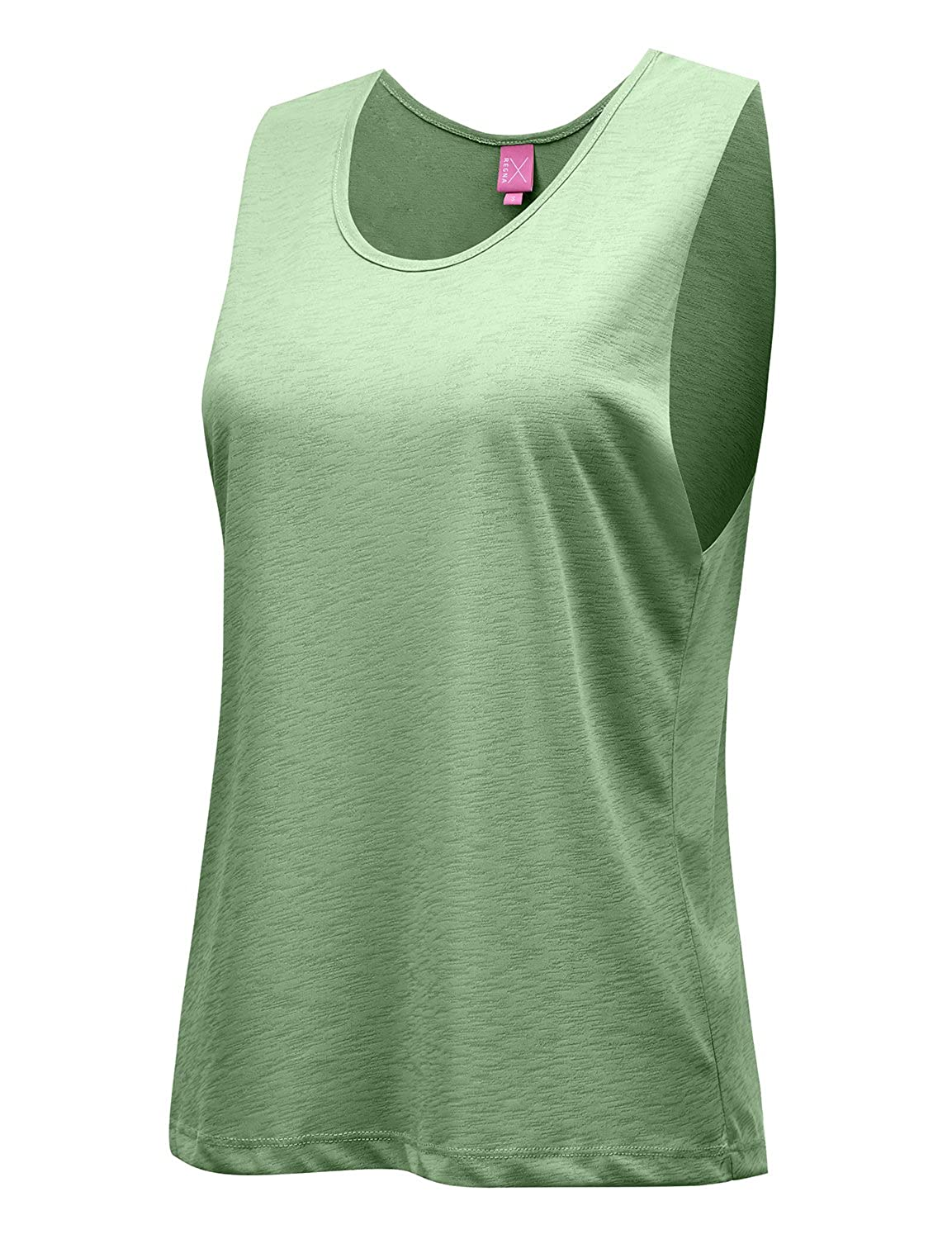 ddb542e0cf376 REGNA X NO BOTHER SPORT TANK-TOPS take your on-the-run fashion up a notch  with a unique