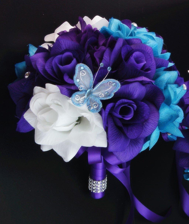 Amazon.com: Wedding Bouquet - 8\