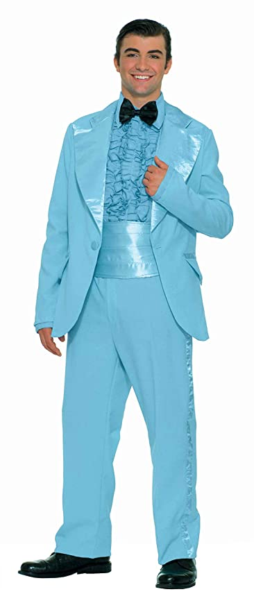 1950s Men's Costumes Mens Fabulous 50s Prom King Costume $40.17 AT vintagedancer.com