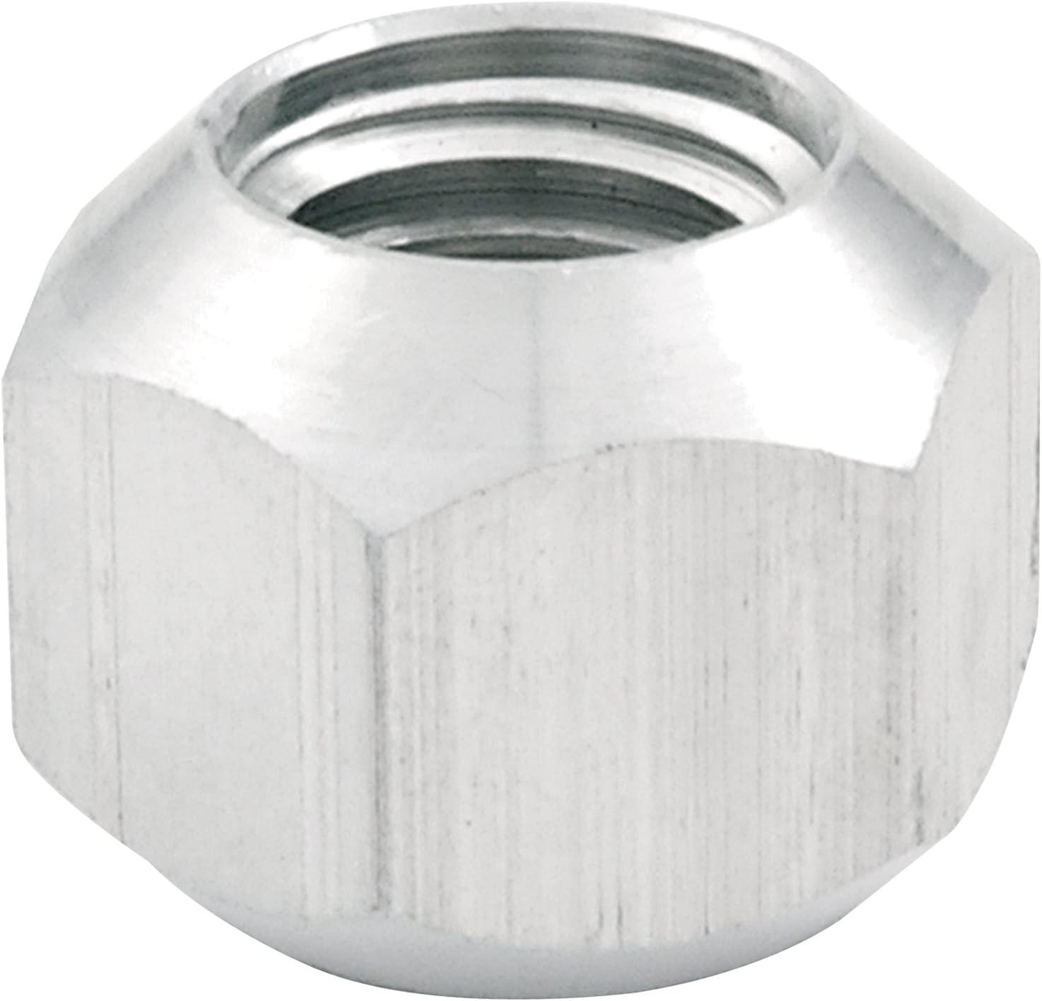 Pack of 10 Allstar ALL44097 Aluminum Open-Ended Lug Nut for 1 Socket