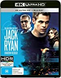 Jack Ryan: Shadow Recruit (4K Ultra HD + Blu-ray)