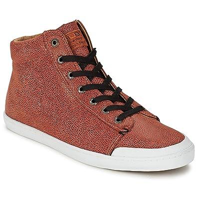 purchase cheap e8293 78db4 Hub Footwear Jersey Sneaker Damen Braun - 37 - Sneaker High ...