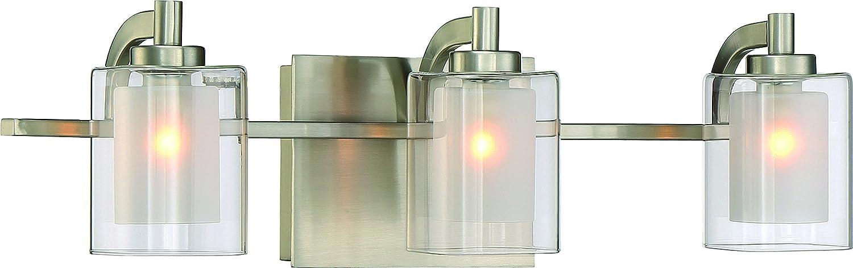 ラグジュアリーModern浴室洗面化粧台ライト、Mサイズ: 6