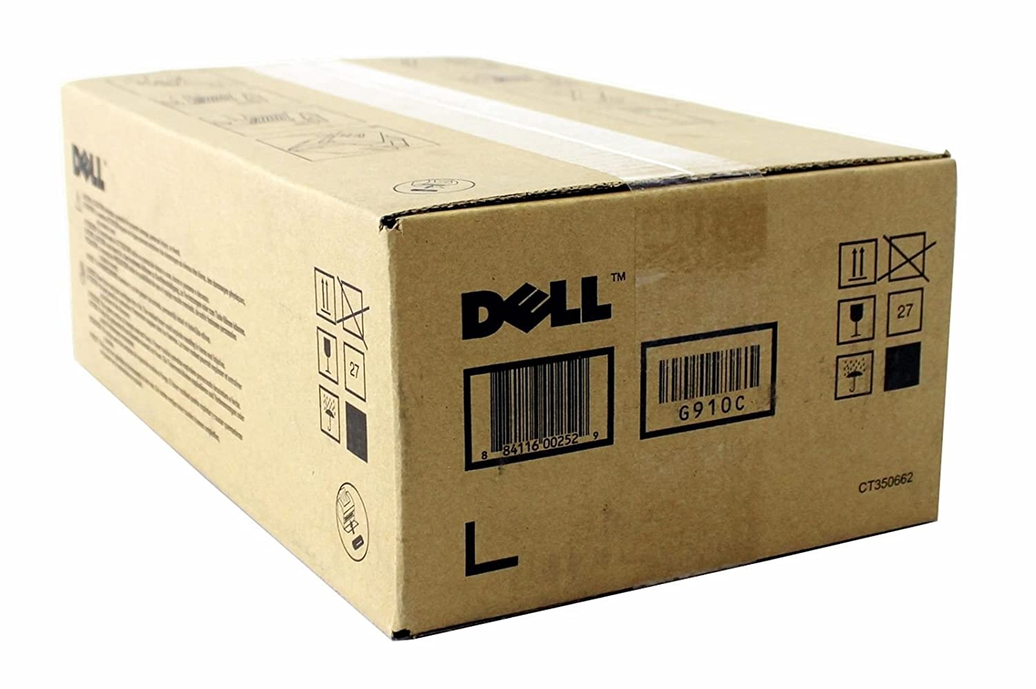 Amazon.com: Original Dell 330-1197 Black Toner Cartridge for ...