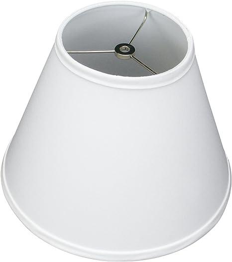 "FenchelShades.com Lampshade 6/"" Top Diameter x 16/"" Bottom Diameter x 12/"" Slant"