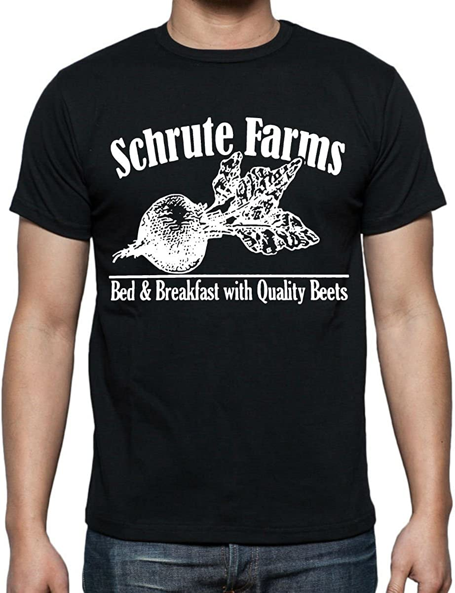 Schrute Farms Beets Bed and Breakfast Tshirt The Office