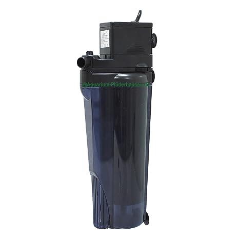 Acuario depuradora de agua UVC 9 W con prefiltro para agua mar y agua dulce Acuarios