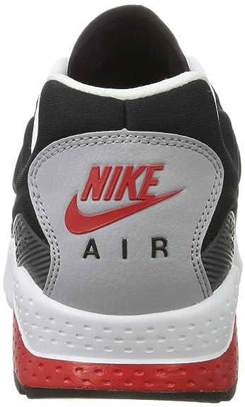 buy online b4989 fa42e Nike Men s Air Zoom Pegasus 92 Black Atom Red Wolf Grey Running Shoe 9 Men  US  Buy Online at Low Prices in India - Amazon.in