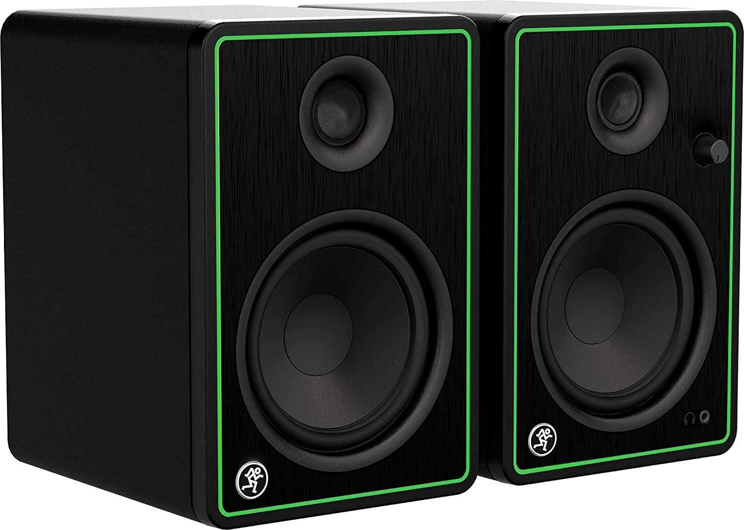 Mackie CR5-XBT Pair of Active Studio Monitors 5 Inch 80W with Bluetooth