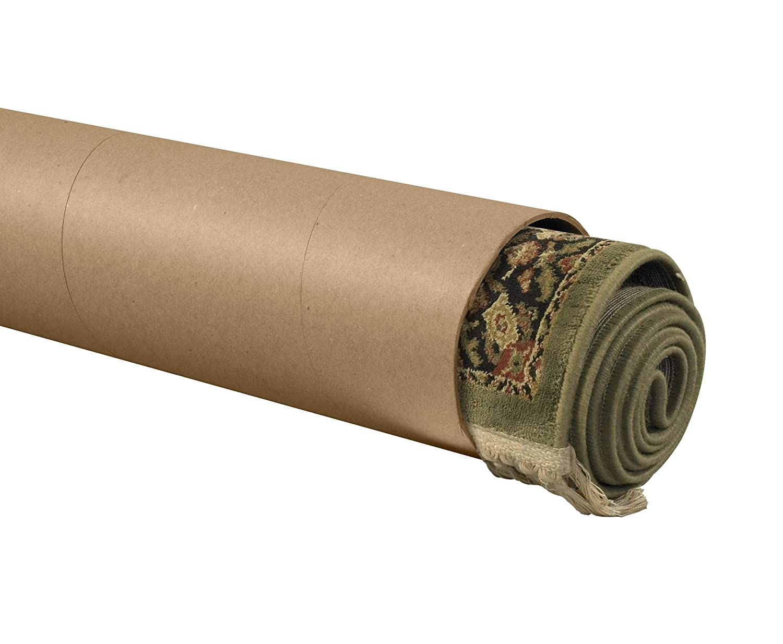 Kraft 10//Case Jumbo Mailing Tubes 6 x 30