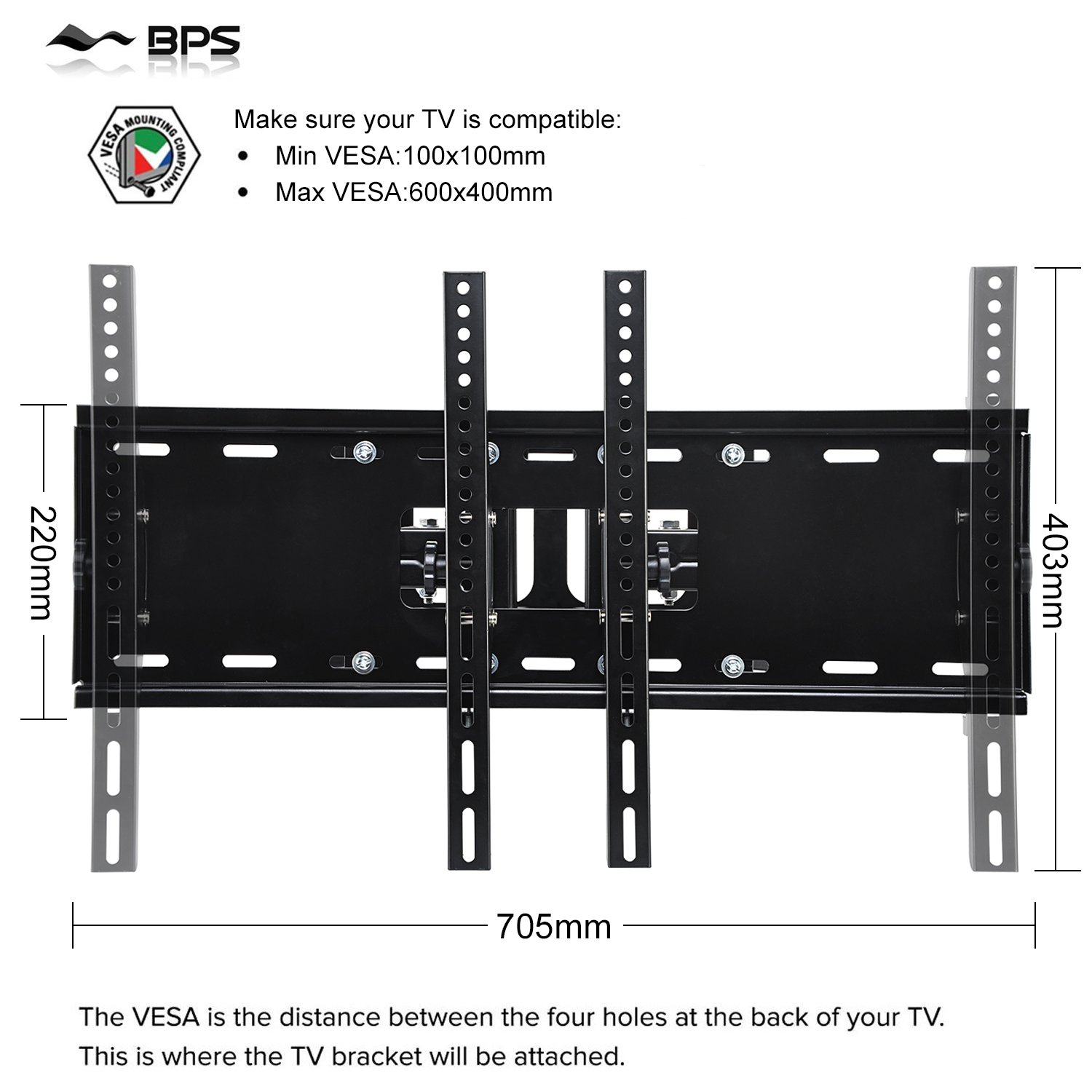 Bps Tilt Swivel Tv Wall Mount Bracket Fits For 10 30 Inch Lg Lcd Schematic Diagram On Samsung Plasma