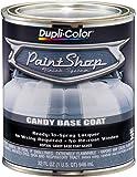 VHT BSP306 Candy Silver Base Coat Paint Shop Finish System 32 oz.
