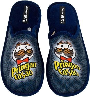 javer - Zapatilla CASA JAVER PRINGAO Hombre: Amazon.es: Zapatos y complementos