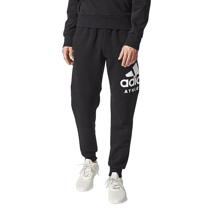 adidas SID Logo T P FL Pantalón, Hombre: Amazon.es: Ropa y accesorios