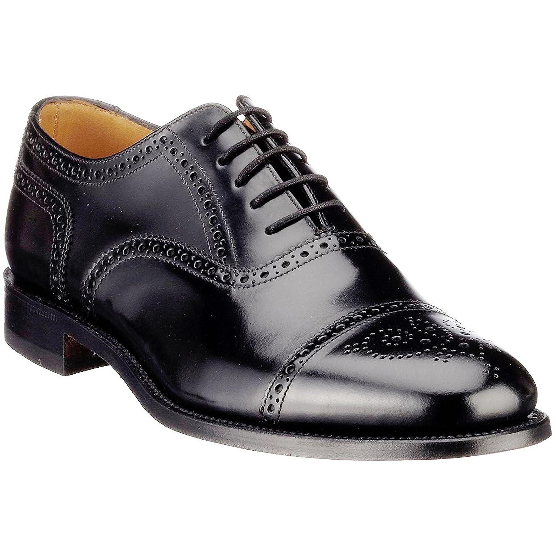 Loake 1880 メンズ B002ZRPU7E 9 D(M) US|Black Polished Leather Black Polished Leather 9 D(M) US