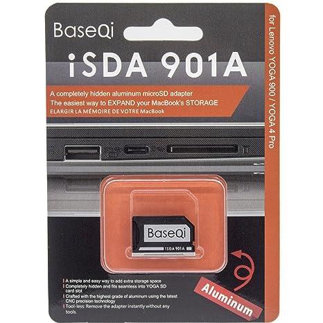 Adaptador de tarjeta microSD para Lenovo Yoga 900 & 710 y yoga 4 Pro – Tipo isda 901 a