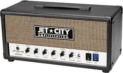 Amazon.com: jetcity jca20hv 20 W clásico all-tube cabeza ...