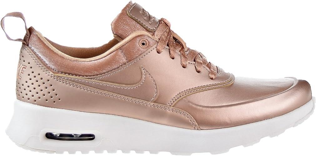 Nike Women's Air Max Thea PRM Running Shoe (6.5 US): Amazon