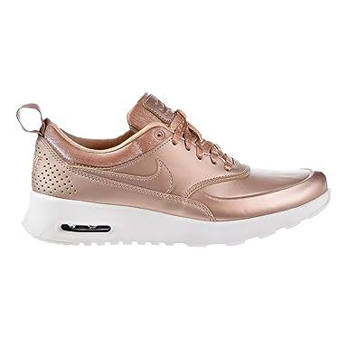 big sale 13d89 a610a Nike Air Max Thea Premium Womens Shoes Metallic Red Bronze 616723-903 (11
