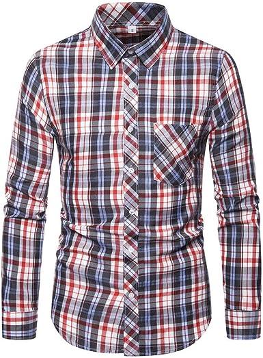 HEETEY Camisa de Traje Regional Slim Fit para Hombre, Camisa ...
