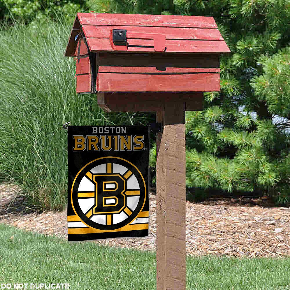 Wincraft Boston Bruins Double Sided Garden Flag