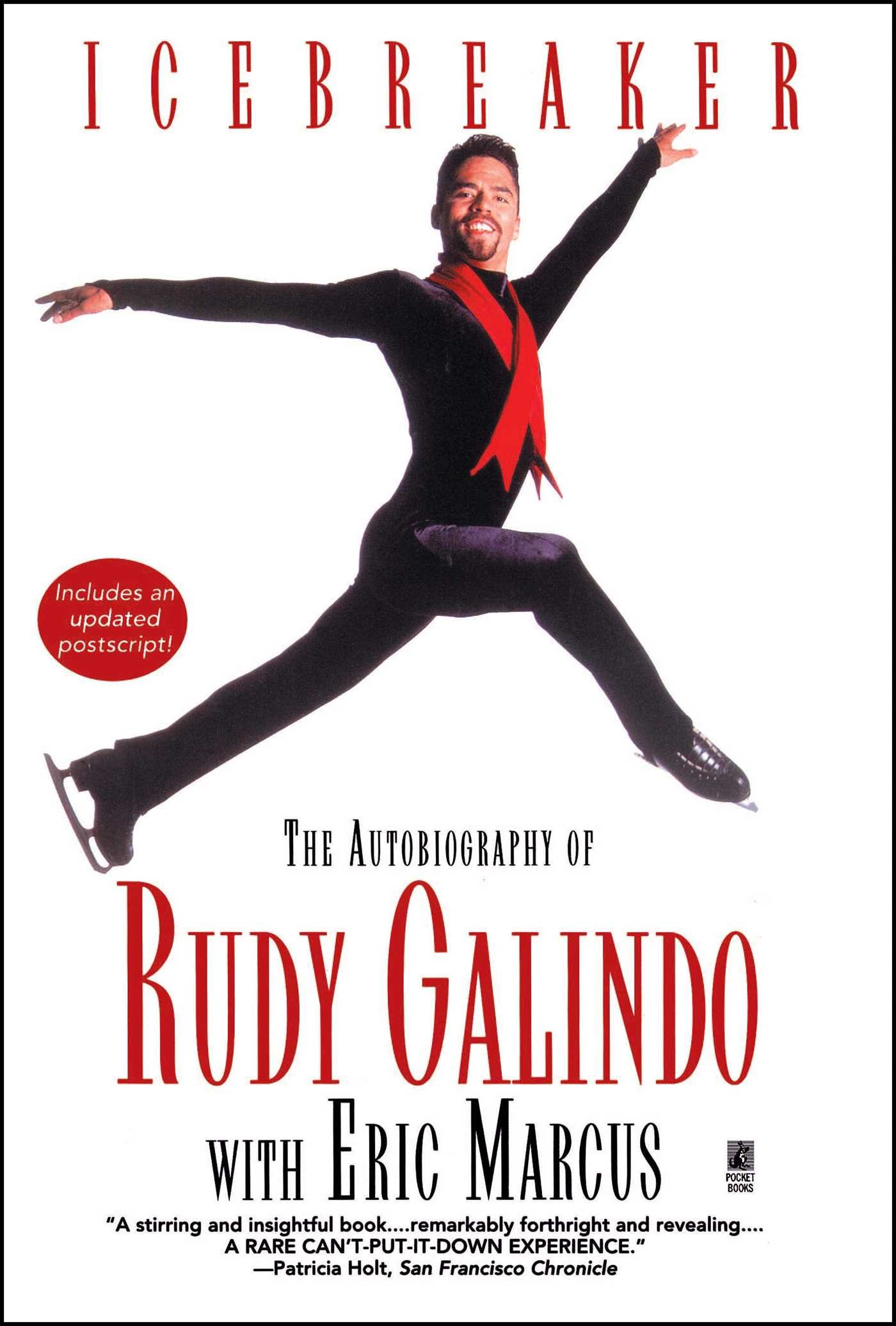 fe862645728 Icebreaker: The Autobiography of Rudy Galindo Paperback – May 1, 1998