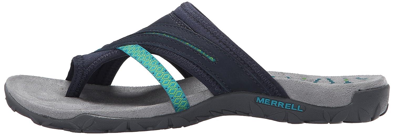 Merrell Sandal Women's Terran Post II Sandal Merrell B00YDKEAIG 8 B(M) US|Navy 8c4a1a