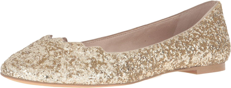 f9ccc2fef1ff3 Sam Edelman Women s Alaine Gold Glitter Shoe  Amazon.co.uk  Shoes   Bags