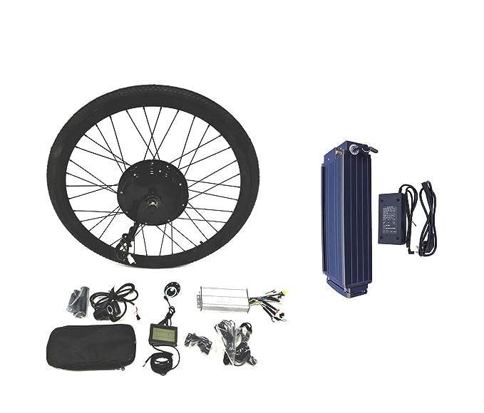 theebikemotor 48V1500W Hub Motor 20AH Samsung 22P Cell Li-on Bike ...