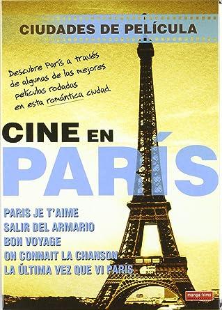 Pack Cine en Paris [DVD]: Amazon.es: Varios: Cine y Series TV