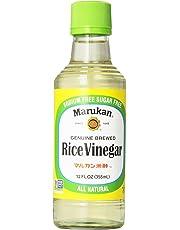 Marukan Rice Vinegar-Regular, 355-Milliliter