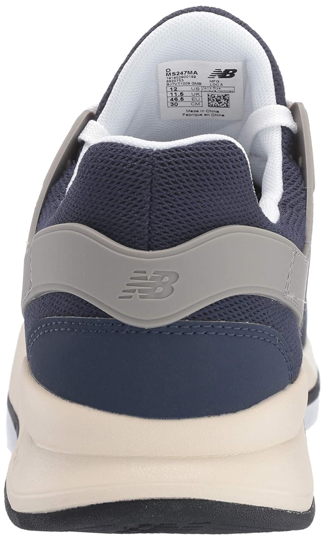 New Balance Herren 247v2 247v2 247v2 Turnschuhe weiß One Größe B07B6YDWJ5  ba4ae0
