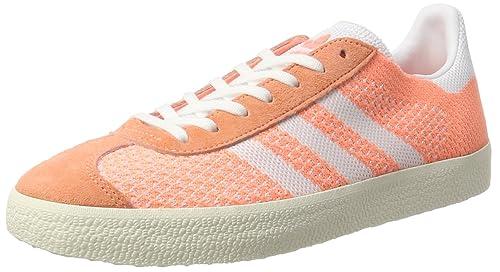 adidas Gazelle Primeknit, Zapatillas para Mujer: Amazon.es: Zapatos y complementos