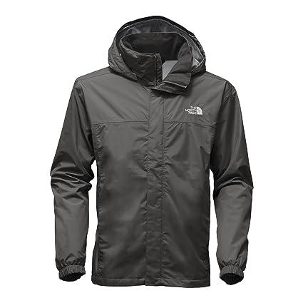 The North Face Men's Resolve 2 Jacket - Asphalt Grey/Mid Grey - S