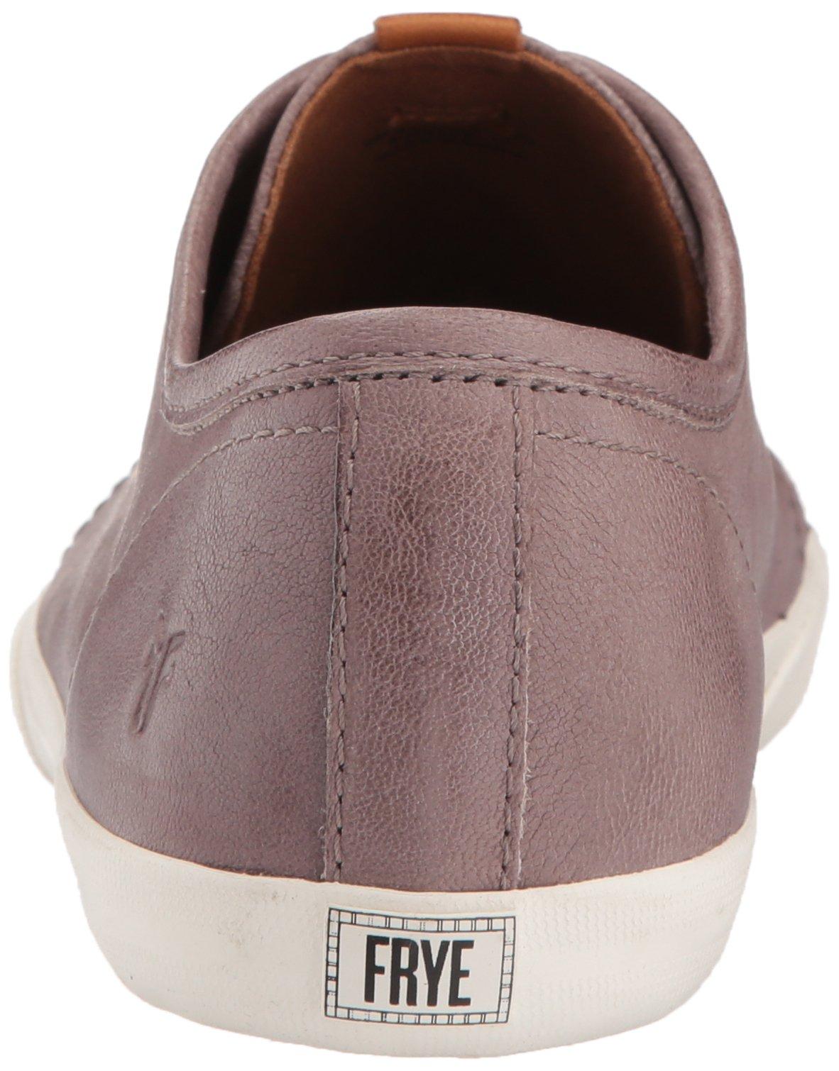 FRYE Women's Maya Low Lace Sneaker, Cement, 6.5 M US by FRYE (Image #2)