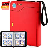 Tombert TCG Binder Compatible with Pokemon Trading Cards, Sleeves Card Carrying Case for Pokémon Cards, Baseball Cards…