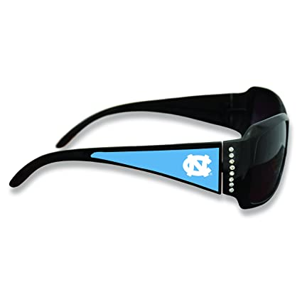 b8abb6e26267 Image Unavailable. Image not available for. Color  FTH North Carolina Tar  Heels Black Ladies Fashion Sunglasses ...