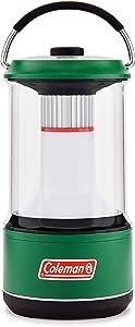 Coleman 1000 Lumens LED Lantern with BatteryGuard, Green