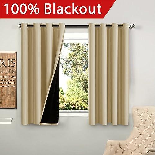 Hotel Blackout Curtains Amazon Com