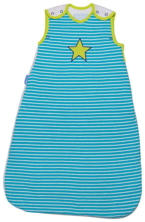 Grobag aaa2967 Ziggy Pop Saco de dormir, multicolor, 6 – 18 meses