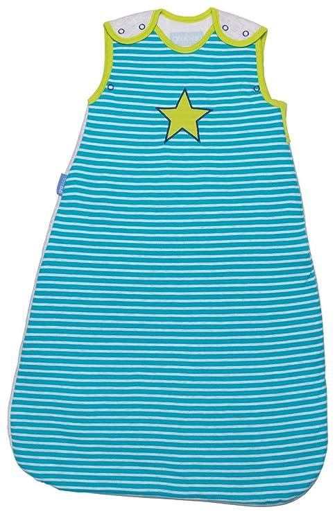 Grobag aaa2967 Ziggy Pop Saco de dormir, multicolor, 6 – 18 meses