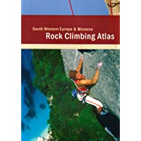 Rock Climbing Atlas - South Western Europe and Morocco
