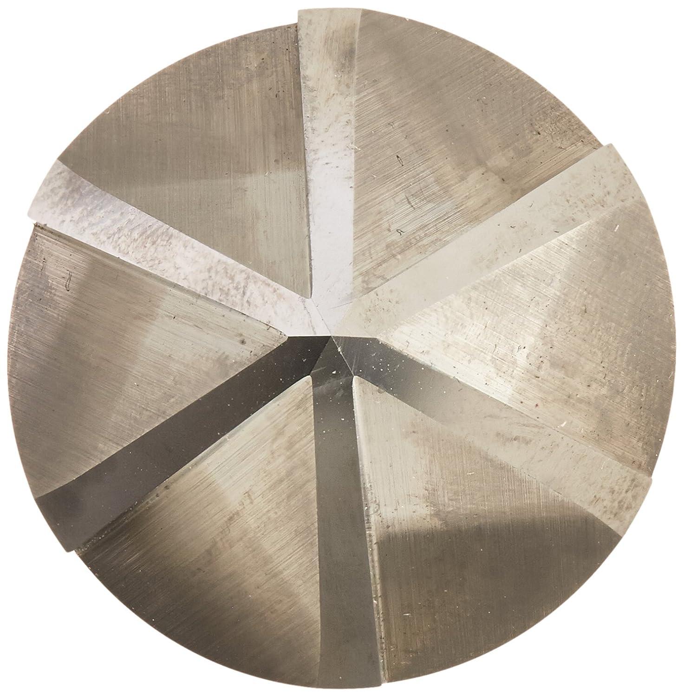 1 Diameter 60 Degree 6 Flute Kodiak Cutting Tools KCT119557 USA Made Solid Carbide Countersink